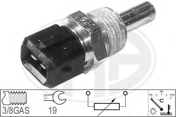 Датчик, температура охлаждающей жидкости (пр-во ERA)                                                  арт. 330642