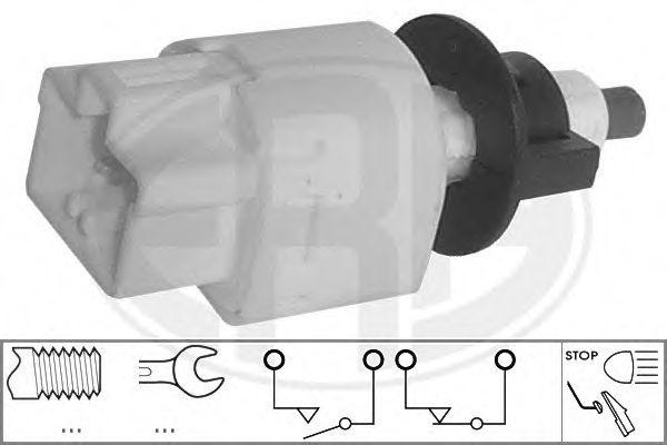 Выключатель фонаря сигнала торможения (пр-во ERA)                                                     арт. 330723