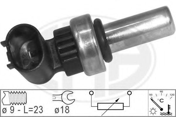 Датчик температуры охлаждающей жидкости Opel (пр-во ERA)                                              арт. 330757