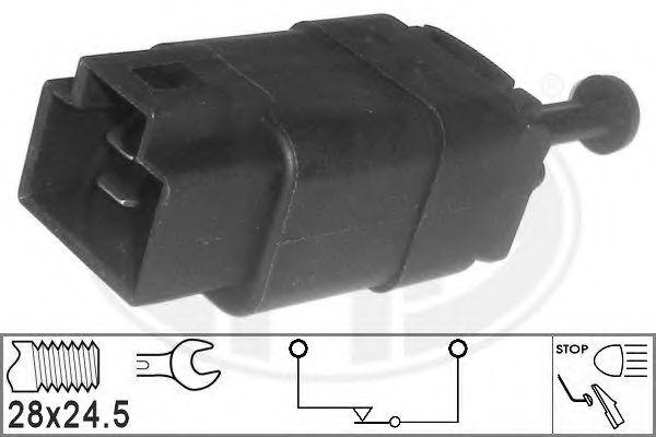 Выключатель фонаря сигнала торможения CHEVROLET AVEO (T250, T255) 1.5 (пр-во ERA)                     арт. 330807