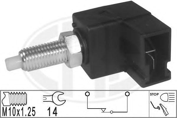 Выключатель фонаря сигнала торможения HYUNDAI KIA (пр-во ERA)                                         арт. 330863