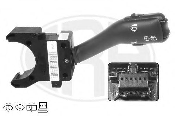 Выключатель на колонке рулевого управления VW,SKODA,AUDI,FORD,GEELY(пр-во ERA)                        арт. 440393