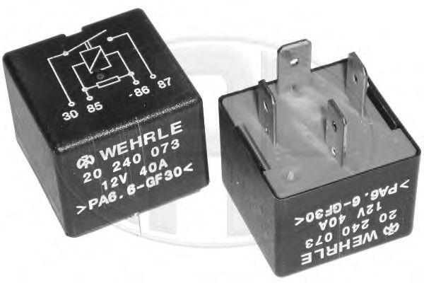 Реле, продольный наклон шкворня вентилятора (пр-во ERA)                                              в интернет магазине www.partlider.com
