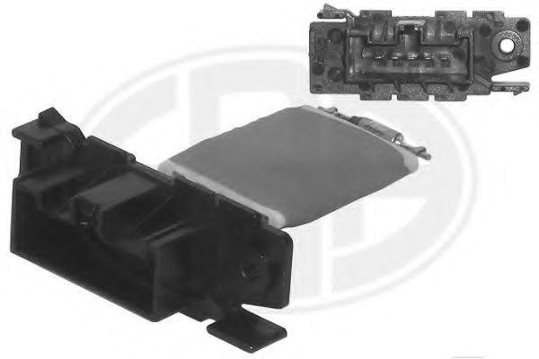 Резистор вентилятора отопителя ERA 665000