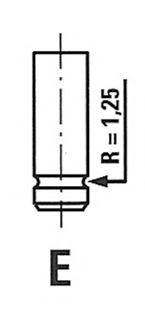 Клапан BGA арт. R4231RCR
