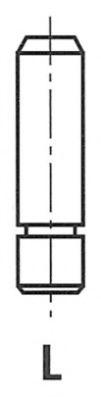 Направляюча клапана  арт. G3571