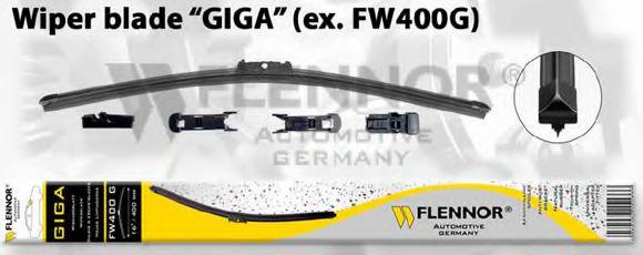Щітка склоочисника (450 аеро) FLENNOR FW450G
