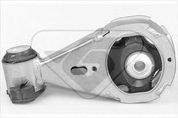 Подушка двигуна задня прав. верх. Renault Megan III 1.5 dCi 09-  HUTCHINSON 532C67