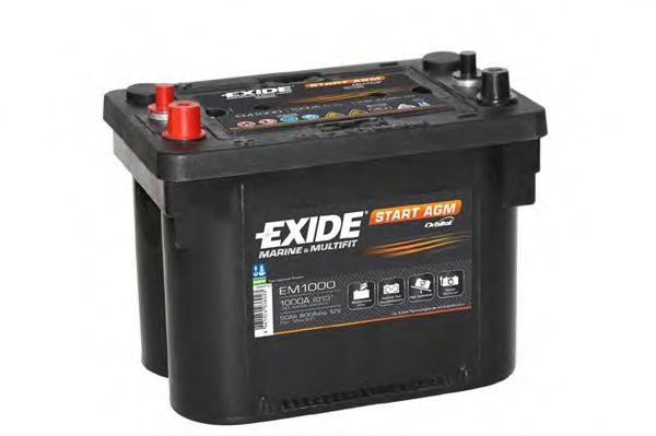 Акумулятор (Ціна за цей товар формується з двох складових: Ціна на сайті + додатковий платіж. Остаточну ціну дізнавайтесь у менеджера.)  арт. EM1000
