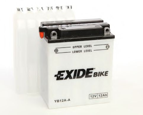 Аккумуляторы Аккумулятор   12Ah-12v Exide (EB12A-A) (134х80х160) L, EN165                                         EXIDE арт. EB12AA
