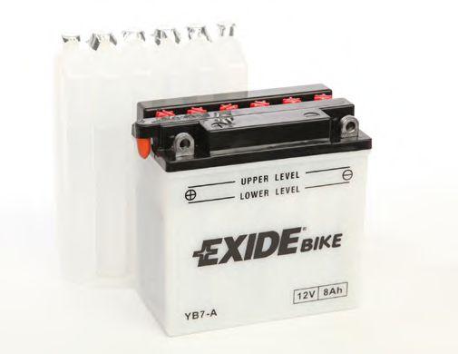 Аккумуляторы Аккумулятор EXIDE арт. EB7A