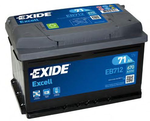 Акумулятор (Ціна за цей товар формується з двох складових: Ціна на сайті + додатковий платіж. Остаточну ціну дізнавайтесь у менеджера.)  арт. EB712