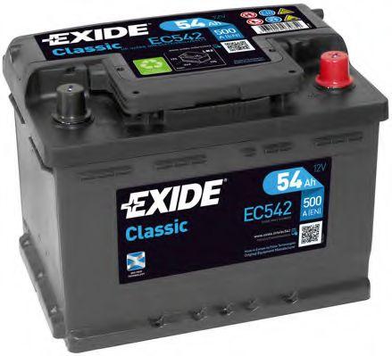 Акумулятор (Ціна за цей товар формується з двох складових: Ціна на сайті + додатковий платіж. Остаточну ціну дізнавайтесь у менеджера.)  арт. EC542