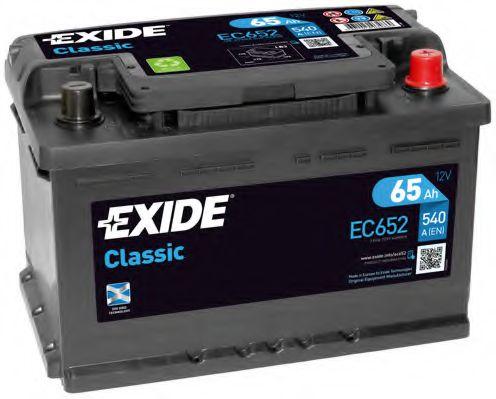 Акумулятор (Ціна за цей товар формується з двох складових: Ціна на сайті + додатковий платіж. Остаточну ціну дізнавайтесь у менеджера.)  арт. EC652