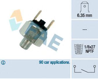 Выключатель фонаря сигнала торможения  арт. 21010