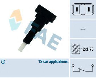 Выключатель стоп-сигнала  арт. 24160