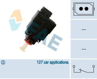 Выключатель фонаря сигнала торможения  арт. 24460
