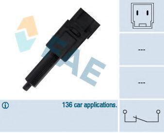 Выключатель стоп-сигнала  арт. 24495