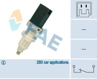 выключатель сигнала торможения C JUMPER 99-02  арт. 24660