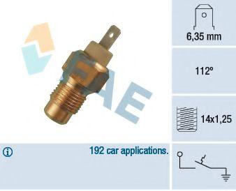датчик темп. охлаждающей жидкости C/P =1.840.030  арт. 35180