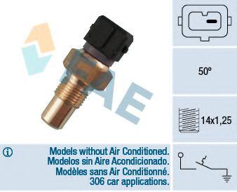 термовыключатель, сигнальная лампа охлаждающей жидкости  арт. 35550