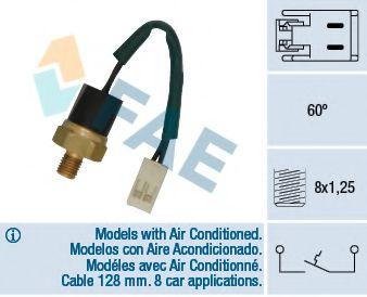 термовыключатель, сигнальная лампа охлаждающей жидкости  арт. 35855