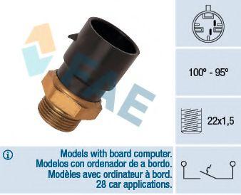 Датчик включения вентилятора FAE 36180