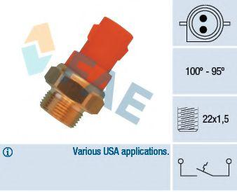 Датчик включения вентилятора FAE 36340