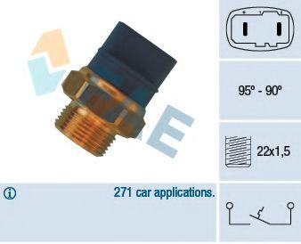 Датчик включения вентилятора FAE 36370