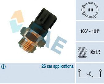 Датчик включения вентилятора FAE 36460