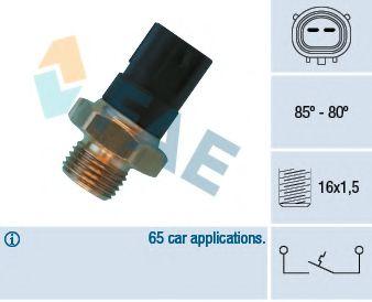 Датчик включения вентилятора FAE 36480