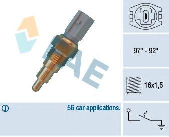 Датчик включения вентилятора FAE 36660
