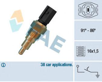 Датчик включения вентилятора FAE 36670