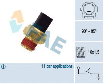 Датчик включения вентилятора FAE 36712