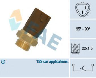Датчик включения вентилятора FAE 36720