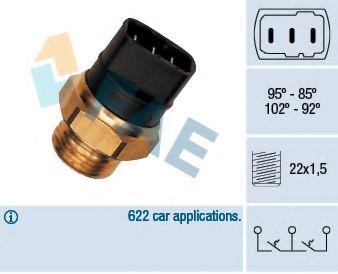 Датчик включения вентилятора FAE 37820