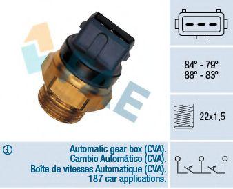 Датчик включения вентилятора FAE 37940
