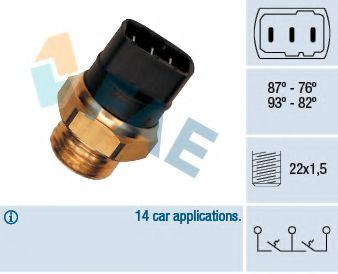 Датчик включения вентилятора FAE 37950