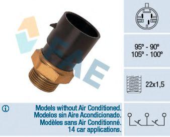 Датчик включения вентилятора FAE 38020