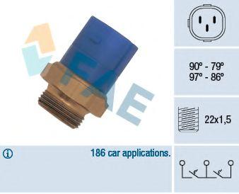 Датчик включения вентилятора FAE 38170