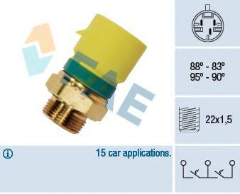 Датчик включения вентилятора FAE 38210