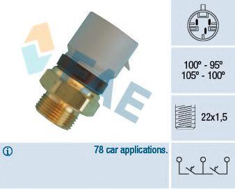 Датчик включения вентилятора FAE 38360