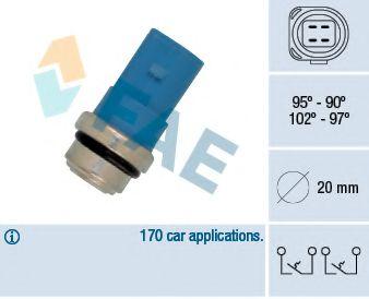 Датчик включения вентилятора FAE 38391