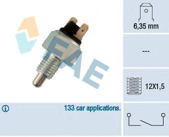 Датчик включения заднего хода BMW 3/5/6/7 -95 (M12x1.5)  арт. 40370