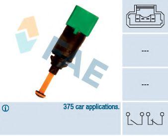 Выключатель стоп-сигнала  арт. 24899