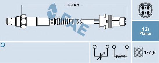 Лямбда-зонд FAE 77249