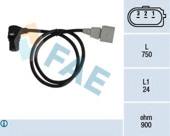 Датчик положения коленвала FAE 79059