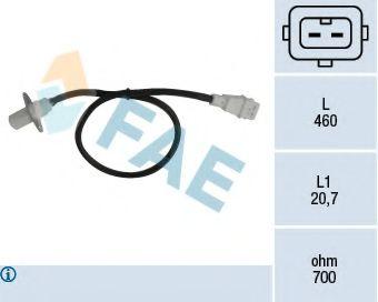 Датчик частоты вращения, управление двигателем  арт. 79002