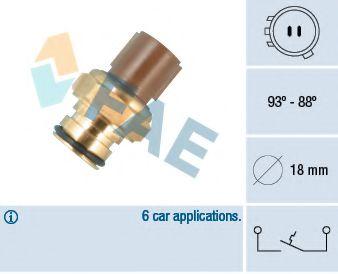 Датчик включения вентилятора FAE 36435