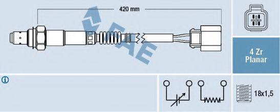 Лямбда-зонд  арт. 77288